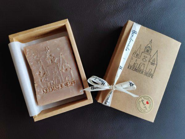 Kremser Seife mit Macadamianussöl